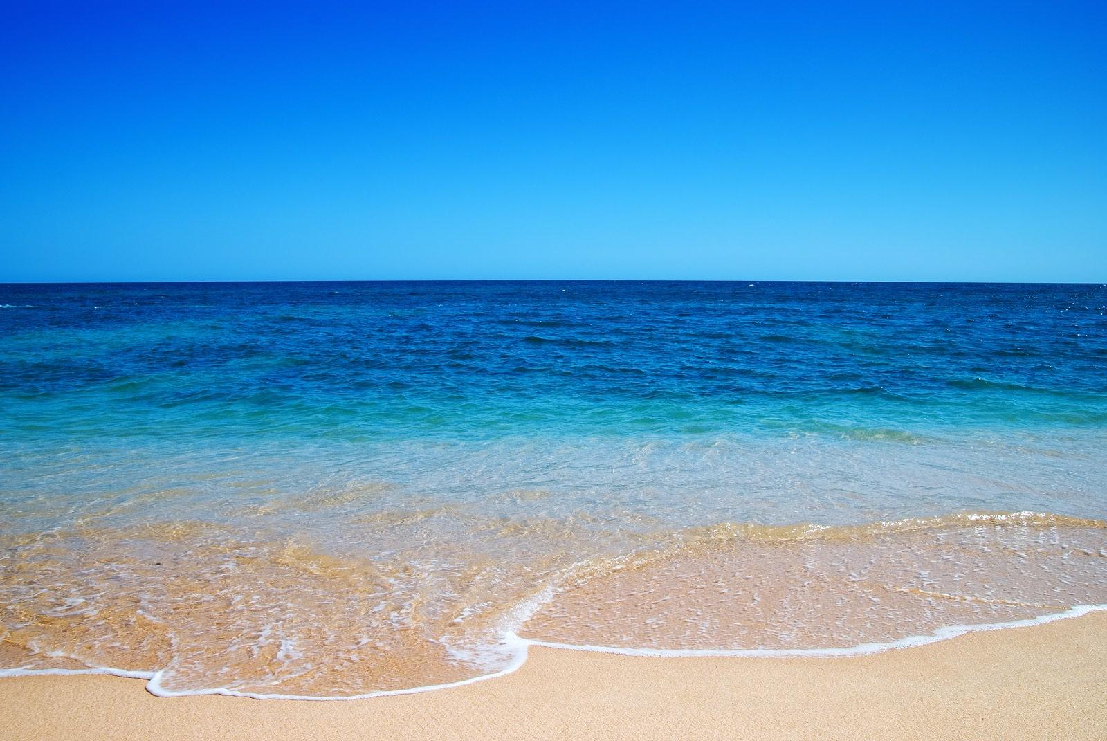Beautiful Clear Mediterranean