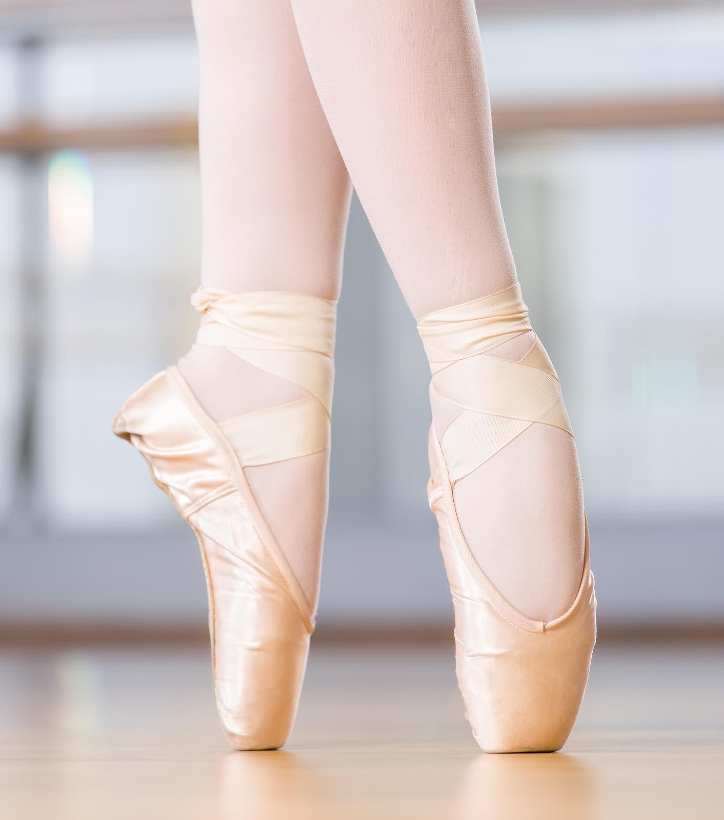 Ballerina In The Dancing Hall
