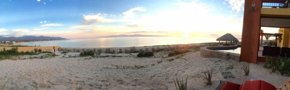 Beach Panarama