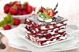 Chocolate Dessert.